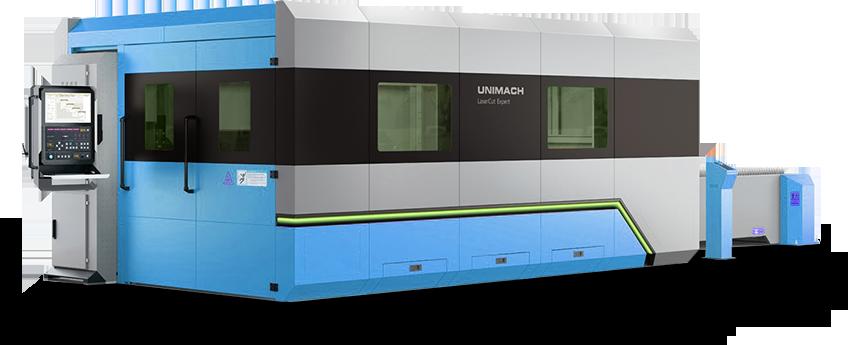 Установки лазерной резки UNIMACH
